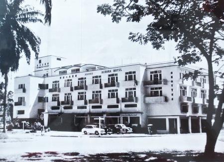 AURORA HOTEL 1959?