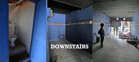 DOWNSTAIRS BISHOPSGATE