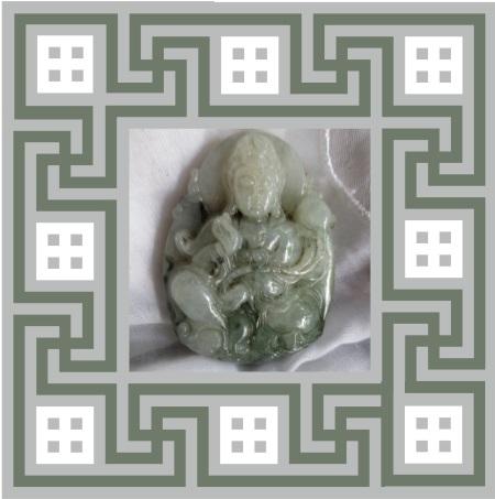 jade end piece