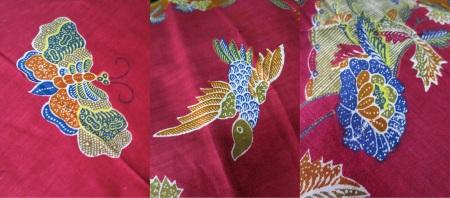sarong textil