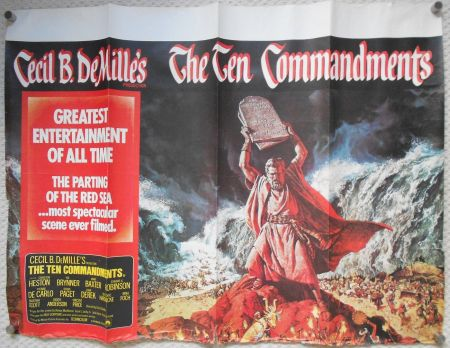 ten-commandments-original-uk-quad-poster-charlton-heston-cecil-b-demille-66-1945-p