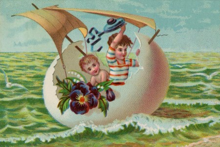 victorian-easter-egg-boat-450x301